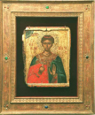 Icon of St. Demetrios  » Click to zoom ->