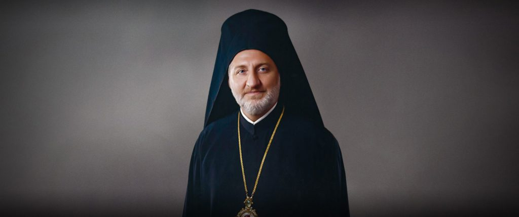 Archbishop Elpidophoros Statement on NECHE Announcement