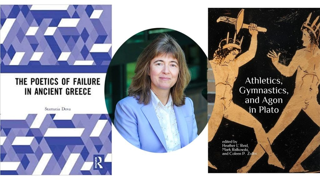 NEW PUBLICATIONS BY PROFESSOR STAMATIA DOVA